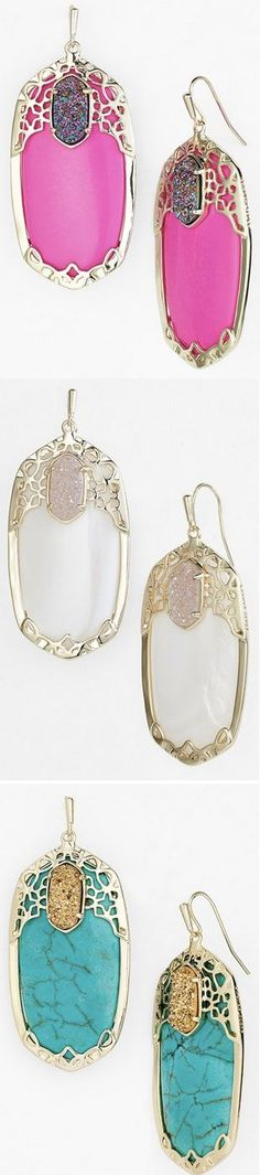 Glam Rocks Kendra Scott Earrings                                                                                                                                                                                 More