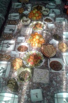 Kurdish Food, Table Settings, Table Decorations, Furniture, Home Decor, Decoration Home, Room Decor, Place Settings, Home Furnishings
