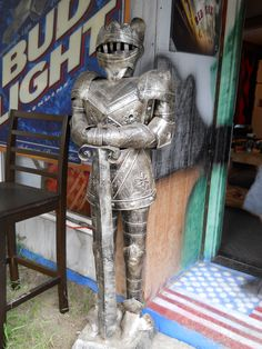 Full Size Armour Knight Warrior