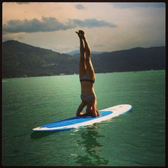 @woerthersee / Austria Live Free, Austria, Surfboard, Outdoor Decor, Photos, Travel, Pictures, Viajes, Surfboards