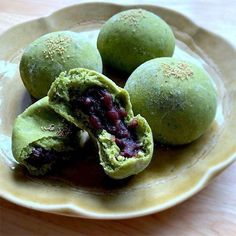 Bread Recipes, Cooking Recipes, Donuts, Japanese Sweet, Matcha Green Tea, Picnic, Avocado, Bakery, Tacos