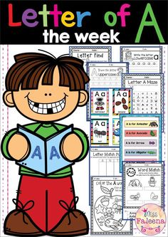 Free Letter of the Week A is designed to help teach letter A for children who are learning their letters. There are 25 pages in this free product. You can use as a class time worksheet or homework. Preschool | Preschool Worksheets | Kindergarten | Kindergarten Worksheets | First Grade | First Grade Worksheets | Alphabet | Alphabet Letter of the Week | Phonics | Reading | Alphabet Letter A | Word Literacy Centers | Printables| Worksheets| Free Lessons