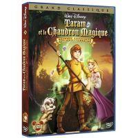 DVD Taram et le chaudron magique