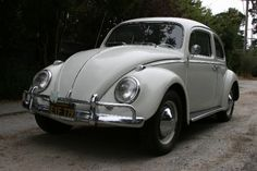 1964 VW Bug, the guy who stole mine spray painted it black