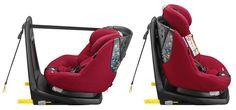 Der Maxi Cosi AxissFix Kindersitz ist ab sofort auch online bestellbar. Geeignet für Kinder ab 4 Monate bis etwa 4 Jahre.