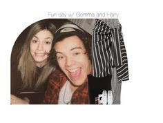 """""""Fun day with Gemma and Harry"""" by talitastyles ❤ liked on Polyvore featuring Joseph, BaubleBar, Smashbox and adidas Originals"""