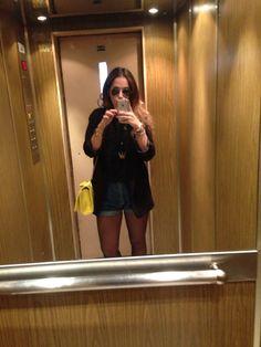 short shorts in love