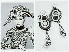 #simona #rotaris #soutache #simonarotaris