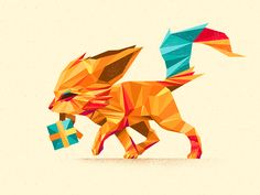 Fox Delivery on your doorstep soon. what the fox say!.  thanks. (Personal Design)