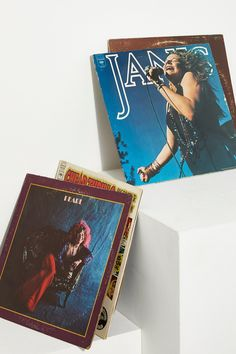 Vintage Janis Joplin Record Collection | Free People