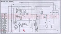 wiring diagram for chinese 110 atv the wiring diagram eds rh pinterest com buyang 110cc atv wiring diagram 2006 Chinese ATV Wiring Diagram