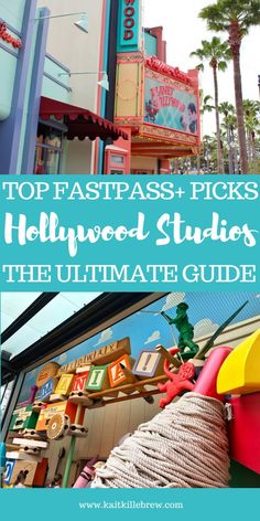 My Fastpass+ Picks: Disney's Hollywood Studios Disney World Parks, Disney World Planning, Disney World Vacation, Disney Vacations, Disney Travel, Disney Honeymoon, Disney Worlds, Disney Land, Disney World Tips And Tricks
