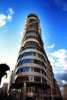 Callao. Madrid by Jorge Sanz Martin