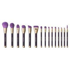 Sonia Kashuk Limited Edition 15pc Professional Brush Set Celebrating 15 years of Award Winning Brushes