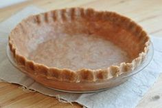 Whole Spelt Pie Crust Ingredients: 2 c whole spelt flour 1/2 c extra ...