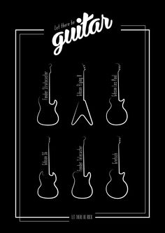 let there be guitar - let there be rock