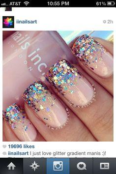 Cute and glittery :3
