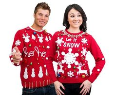 Make Your Own Ugly Christmas Sweater Sweater Kit