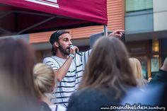 OK Kid auf dem Lattenplatz - Soundhelden   Hamburgs Musikpinnwand