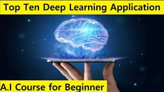 Applications of Deep Learning What Is Deep Learning, Artificial Intelligence Course, Introduction To Machine Learning, Supervised Learning, Ai Applications, Logistic Regression, Linear Regression, Artificial Neural Network