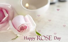 Happy Valentine Day 2018 Quotes,Ideas,Wallpaper,Images,Wishes: First Day of Valentine Rose Day Messages Quotes Wishes 2017 Happy Rose Day Wallpaper, Love Wallpaper, Romantic Roses, Beautiful Roses, When Is Valentines Day, Valentine Special, Hd Rose, Day Wishes, Rose Cottage