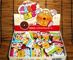 #五円チョコ