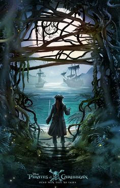 Pirates of the Caribbean 5 Dead Man Tell No Tale