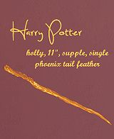Harry Potter's wand