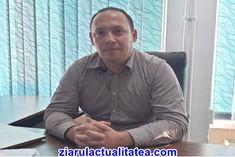 -VIDEO- Florin Mitucă, noul manager al Spitalului Municipal Curtea de Argeș Management, Mens Tops