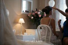 Bodas Deluxe: Consejos de Wedding Planner: Sobre maquillaje, peluquería, batas y camisas