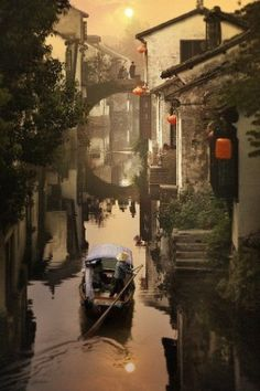 Suzhou, China.