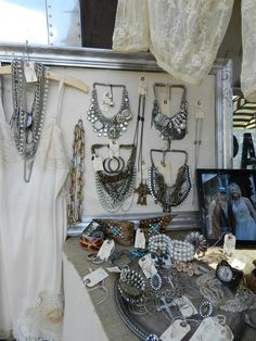chunky jewels on Decorative Bulletin Board