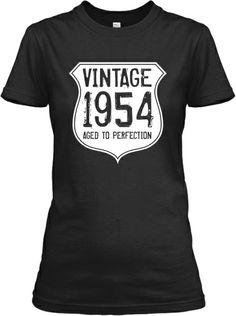 Vintage 1954!