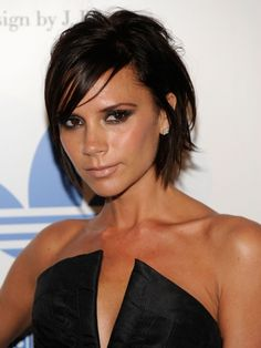 Latest Celebrity Short Hair Styles Design 600x800 Pixel