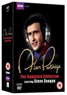 The Alan Partridge Complete Box Set [DVD] Alan Partridge Even better than knowing me knowing you 5*****