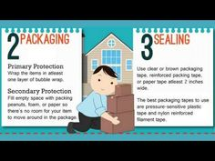 Long Hung Phat - 7 packing tips for international shipping