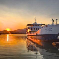 #sunset #sun #morning #goodmorning #Greece #wu_greece #holiday #vacation #summer #antiparos #f4f #follow #followforfollow by runsto
