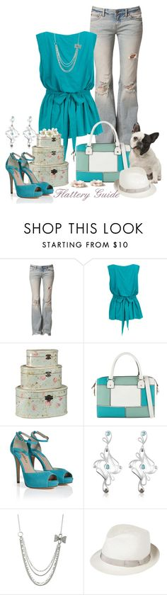 """""""Ava"""" by flattery-guide ❤ liked on Polyvore featuring Free People, 2Love TonyCohen, Shabby Chic, ALDO, Le Silla, Sho, Wet Seal and Anthony Peto"""