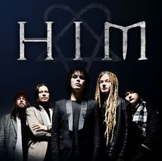 "HIM are a Finnish rock band from Helsinki. Formed in 1991 by vocalist Ville Valo, guitarist Mikko ""Linde"" Lindström, and bassist Mikko ""Migé"" Paananen"