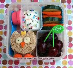 Bento-logy: Whooo's going to have a great year?....You are!!
