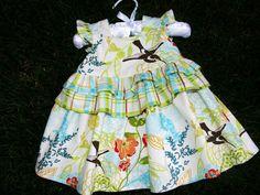 Spring Fever Infant and Toddler Dress