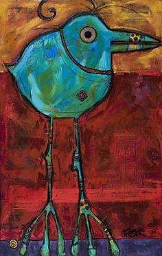 Odd Duck by Jenny Foster