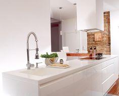 zlewozmywak kuchenny biały - Szukaj w Google Decor, Furniture, Bathroom Lighting, Lighted Bathroom Mirror, Home Decor, Bathroom Mirror, Bathroom, Sink, Mirror