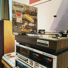 ch offers a selection of fully serviced vintage audio devices.