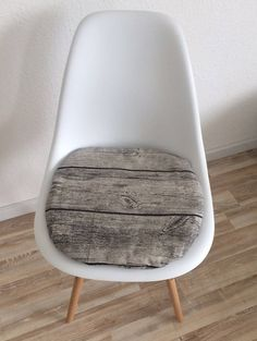 3 Cm Oder 6 Cm Holzoptik Sitzkissen Eames Chair Seatcushion Mit  Reißverschluss Von CreativebeaDE Auf Etsy