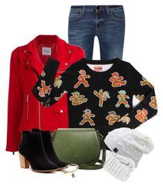 Ginga Ninjas by jennsprettylittlefriend on Polyvore featuring polyvore, fashion, style, Anine Bing, Victoria, Victoria Beckham, Ko Fashion, Angela Roi and clothing