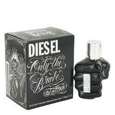 Only The Brave Tattoo Eau De Toilette Spray By Diesel