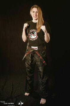 Annette, I. DAN, Nationalteam Member