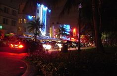 Nightlife Miami South beach