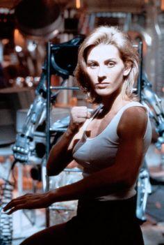 "Sonya Blade ""Sandra Hess"" Mortal Kombat: Annihilation (1997)"